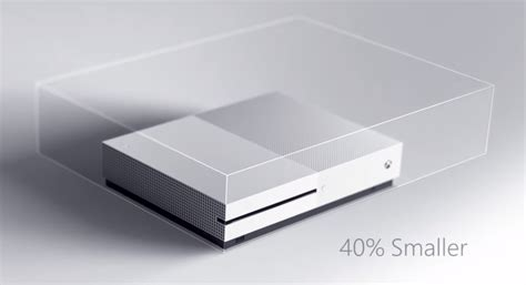 xbox one new console xbox one s vs xbox one how does the new console stack up