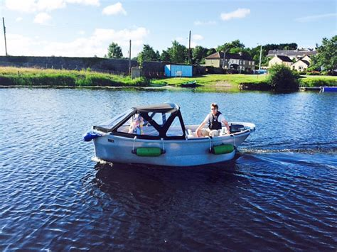 fishing boat hire belturbet day hire boat