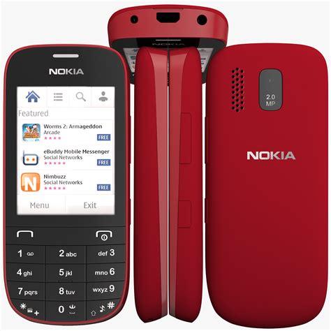 Hp Nokia Asha 225 Terbaru 3d nokia asha 203