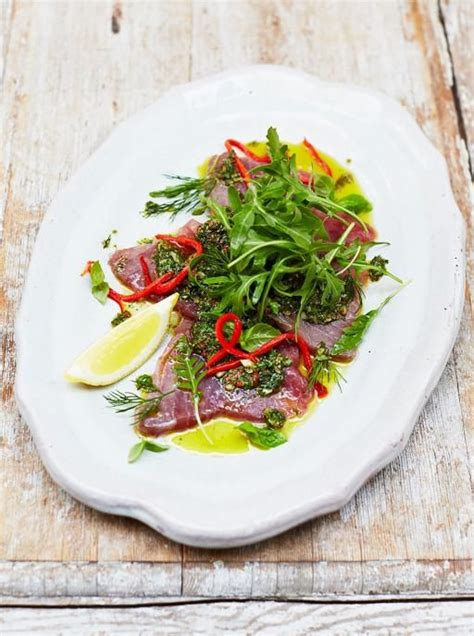 starters for dinner oliver tuna oliver and fish recipes on