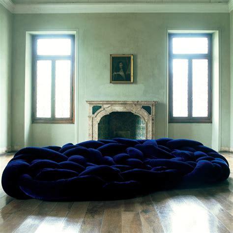 edra boa sofa edra boa velvet sofa panik design