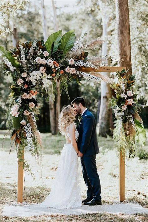 boho chic outdoor wedding ideas page