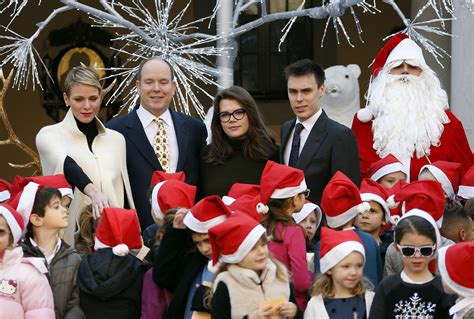 who is the first country to host christmas monaco royals host annual at pink palace