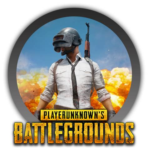 pubg icon playerunknown s battlegrounds icon by blagoicons on