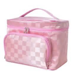 Beauty Vanity Cases Korean Large Cosmetic Bag Makeup Organizer Box Case Beauty
