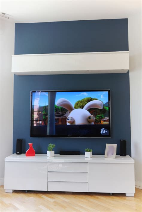 Installer Tv Au Mur by 171 Installer Sa Tv Au Mur Conseils Astuces Et Photos