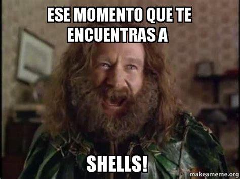 Robin Williams Jumanji Meme - ese momento que te encuentras a shells robin williams