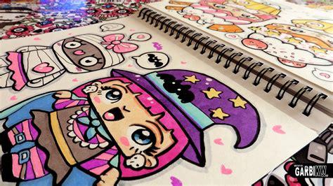kawaii sketchbook sketchbook easy drawings and kawaii doodles by garbi kw