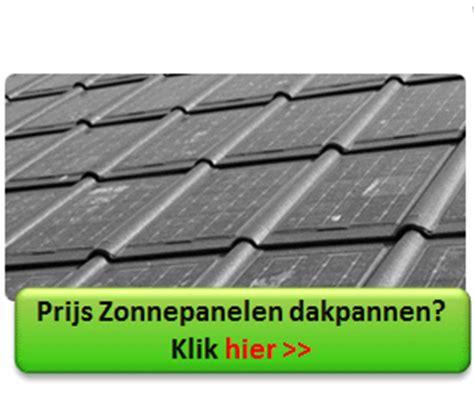 prijs dakpan m2 dakpan zonnepanelen verbouwkosten