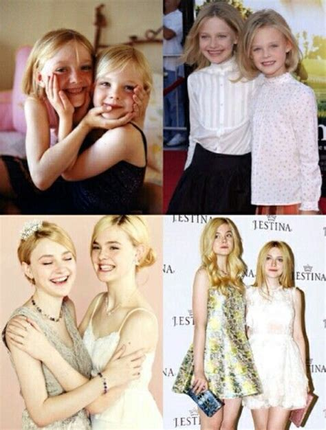 what is dakota fanning doing now dakota and elle fanning then and now actors and