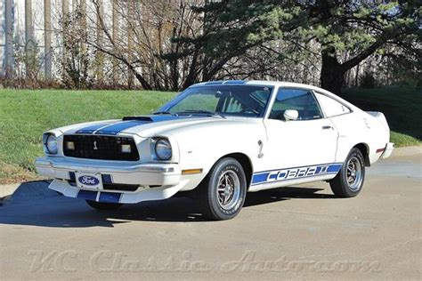 generation mustang ford mustang 2nd generation cobra ii