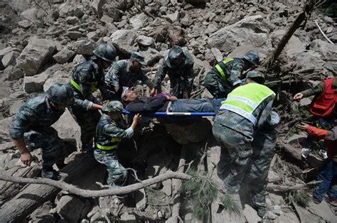 earthquake china sichuan earthquake kills at least 19 including six