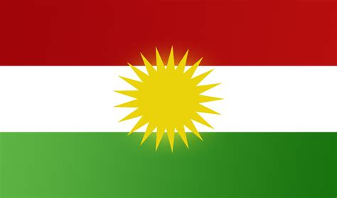 flags of the world kurdistan kurdistan flag autonomous region in northern iraq