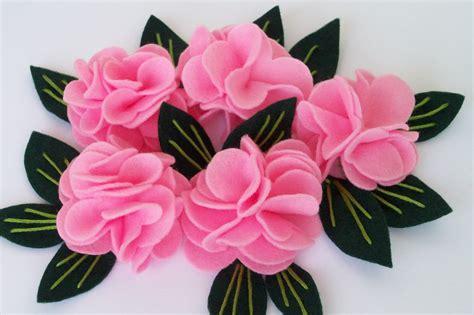 fiori di panno lenci fantasie di pannolenci fiori di pannolenci l