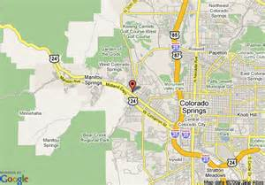 map of spurs n lace colorado springs