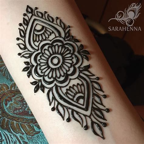 tattoo henna style arm alexandrahuffy henna