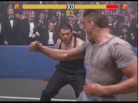 youtube film lionheart street fighter 2 parody best of van damme lionheart