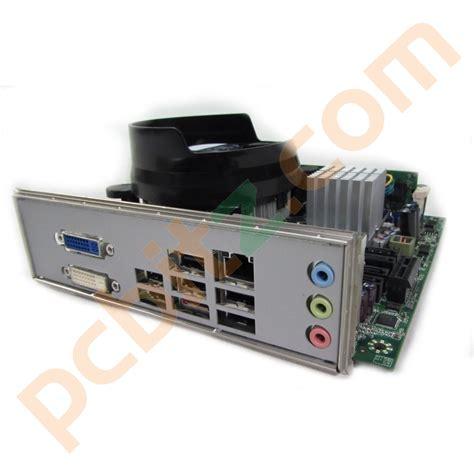 Intel 2 Duo E7500 Tray Fan intel dq45ek desktop motherboard core2duo e7500 2 93ghz 4gb ddr2 bundle ebay