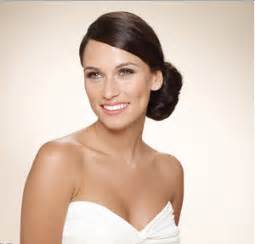 Pics of side bun hairdos with awesome variations for bridals and