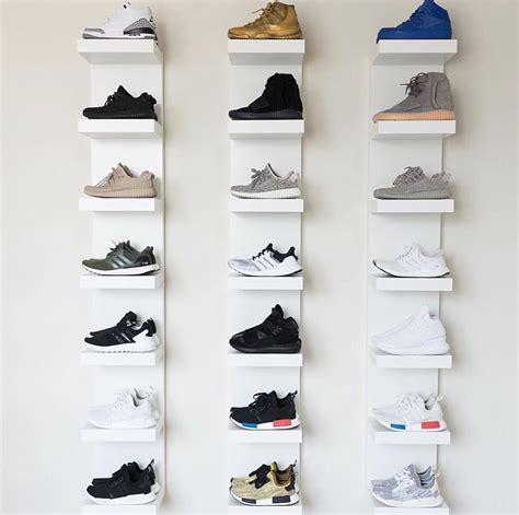 ikea sneaker shelves great idea ikea lack shelves minimalmovement