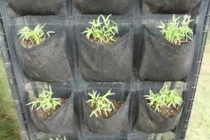 Pot Kantong Tanaman Sayuran 30 Liter sistem vertikultur kantong gantung bebeja