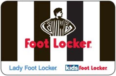 Virtual Gift Cards Footlocker - free lady foot locker gift card emailed prizerebel