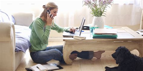 working at home 6 habits to work from home successfully huffpost