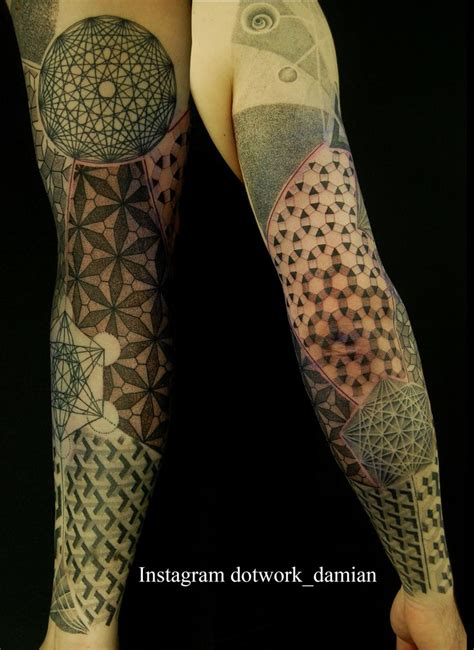 tattoo infill designs 25 best sacred geometry sleeve color images on