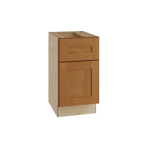 single drawer base cabinet home decorators collection hargrove assembled 15x28 5x21