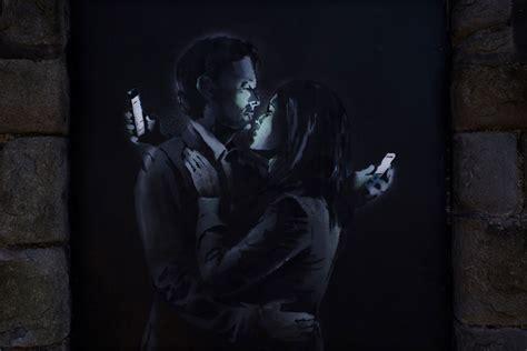 modern love banksy modern love