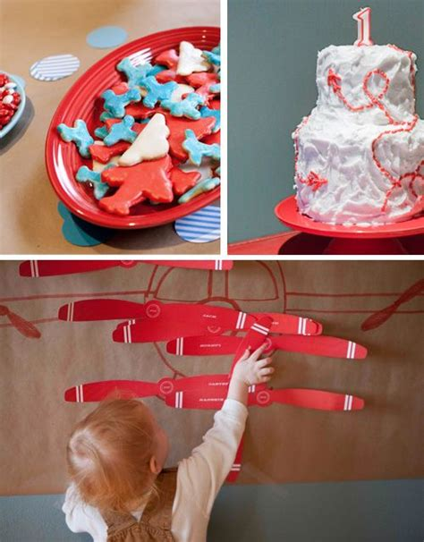 airplane themed birthday decorations airplane themed birthday ideas for baby