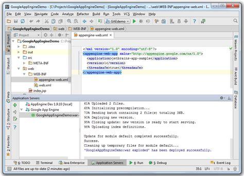 getting started with phpstorm as google app engine php ide getting started with google app engine help intellij idea