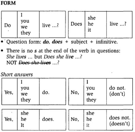 preguntas con question words en pasado simple present simple questions