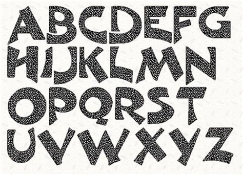 8 Free Printable Stencils Free Pdf Jpg Png Format Download Free Premium Templates Alphabet Templates