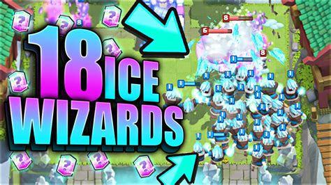 Komik Omg clash royale how is this possible omg spawning 18
