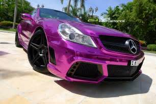 pink and black cars 27 widescreen wallpaper