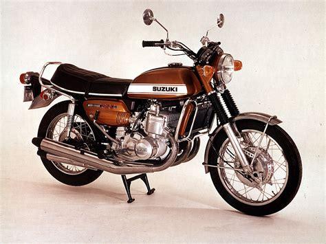 Suzuki Motor Corporation Japan Address 240 Landmarks Of Japanese Automotive Technology Suzuki Gt750