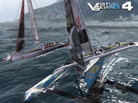 catamaran wallpaper virtual skipper 4 races on catamarans catamaran