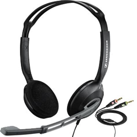 Sennheiser Pc 230 Stereo Headset sennheiser pc 230 multimedia stereo sound on ear