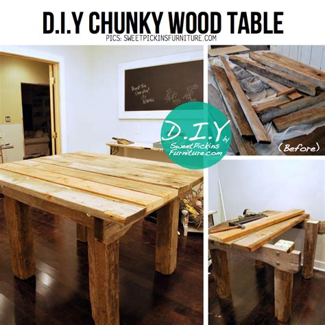 Diy Wood Table by Diy Ideas Tutorials For Salvaged Wooden Beams