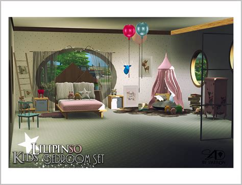 my sims 4 blog stylish modern bedroom set by mxims my sims 4 blog lilipinso kids bedroom set new meshes by