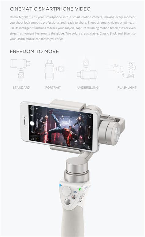 Termurah Ready Dji Osmo Mobile Combo 2 Battery Osmo Base Resmi 1 directd store dji osmo mobile silver official product by dji