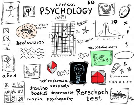 doodle meaning psychology clinical psychology degrees programs