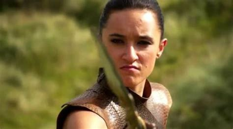 game of thrones obara sand actress keisha castle hughes joins hit us drama series game of
