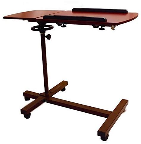 adjustable bed table the 5 best overbed tables product reviews and ratings