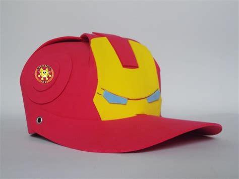 como hacer gorras de fomix del cars gorras de foami de minions buscar con google