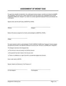 contract template for borrowing money customize your assignment agreement and print in minutes