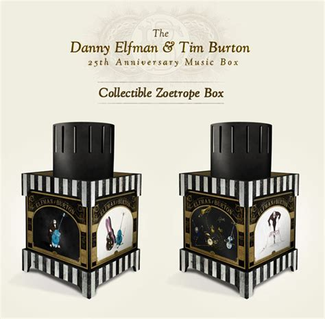 danny elfman tim burton music box elfman burton music box the awesomer