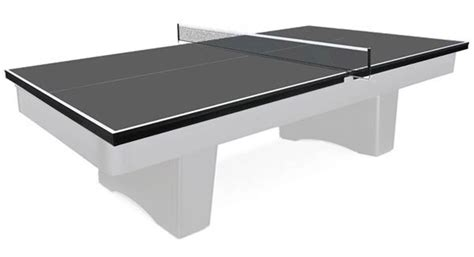 martin kilpatrick table tennis conversion top martin kilpatrick grey 19mm table tennis conversion pool