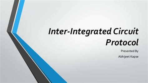 inter integrated circuit i2c interface inter integrated circuit interface 28 images hobby electronic what is i2c inter integrated